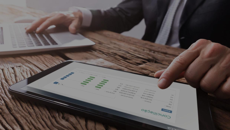 conciliação financeira com marketplaces