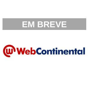 Logomarca WebContinental